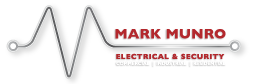 Mark Munro Electrical Logo